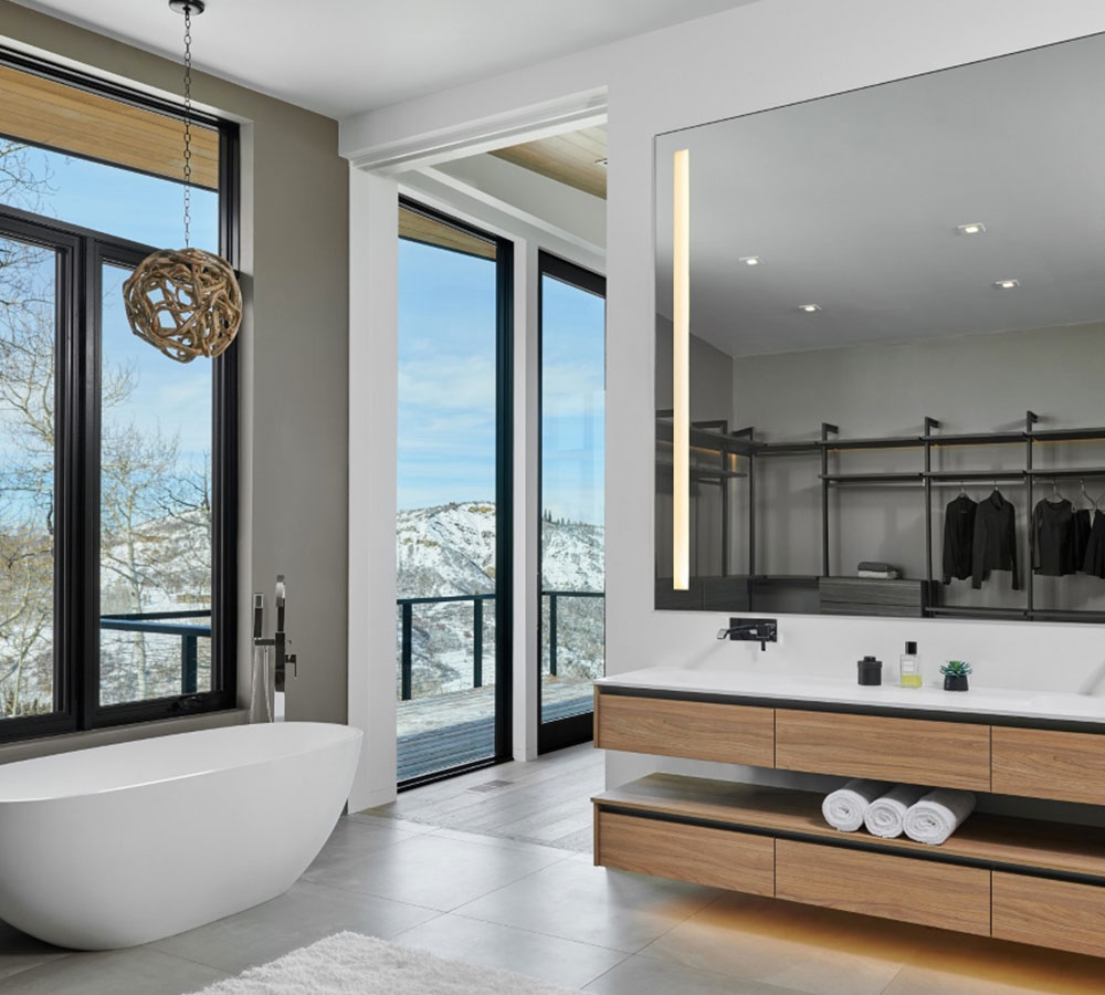Bathroom furniture,bathroom cabinets - Grandi Spazi mastella