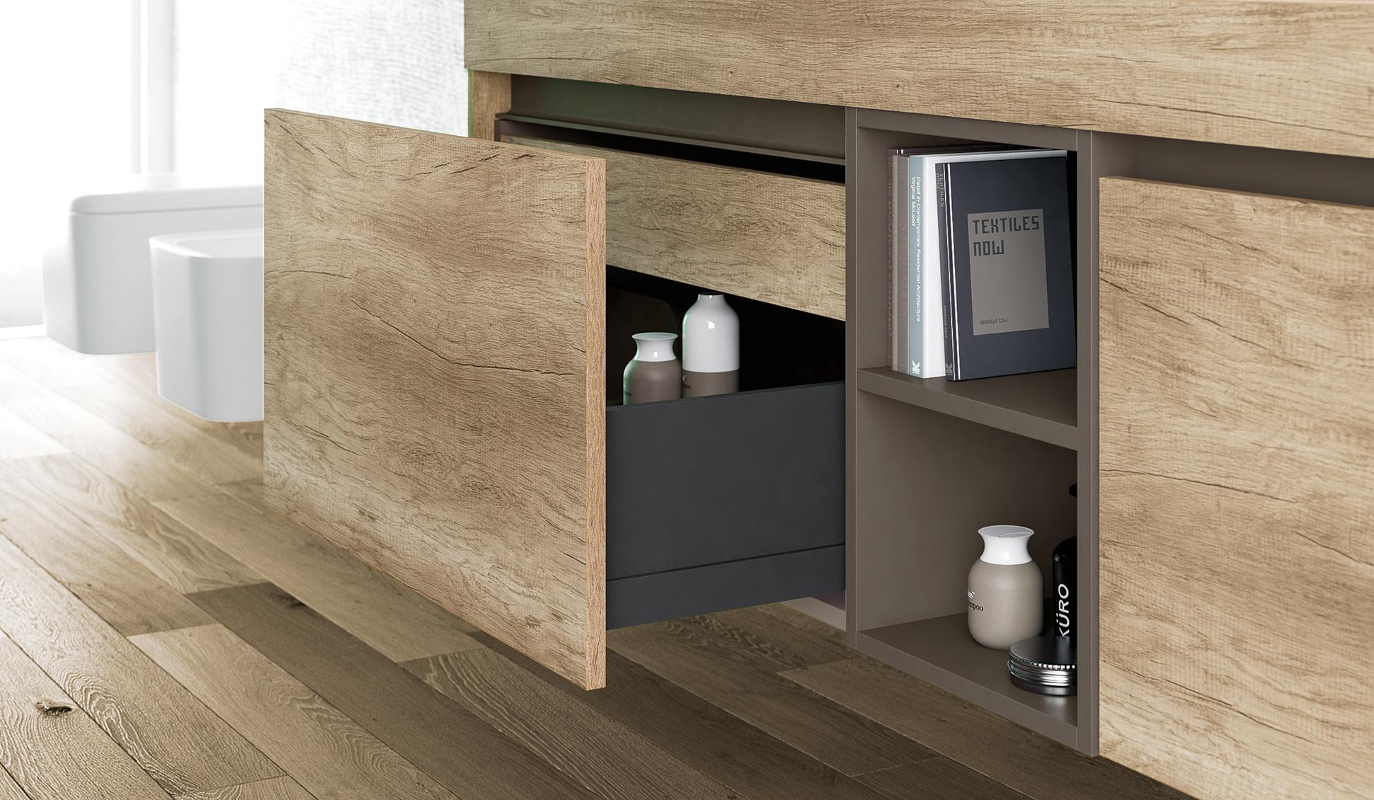 Bathroom furniture,bathroom cabinets - Kami 10.6 1
