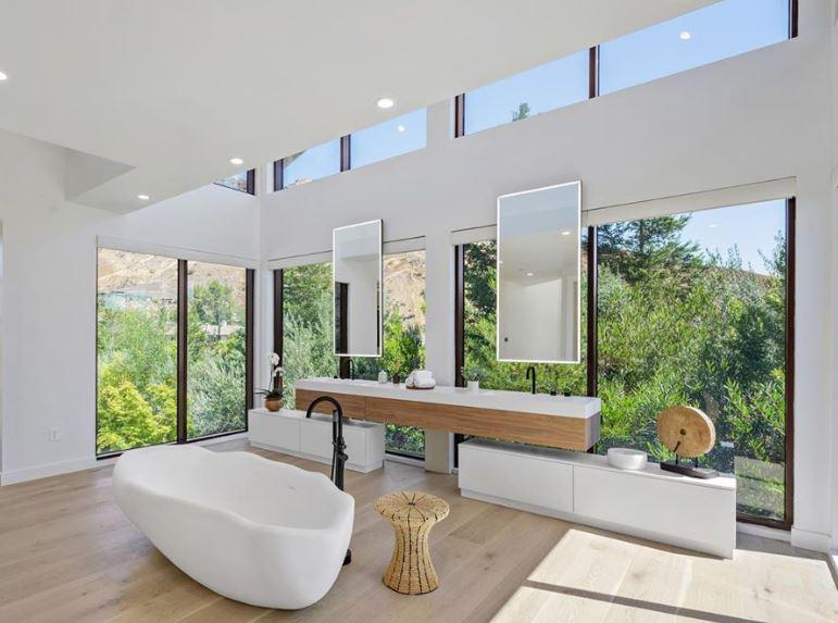 Arredo bagno,mobili bagno,mobili bagno sospesi e a terra - Malibu Neff 3