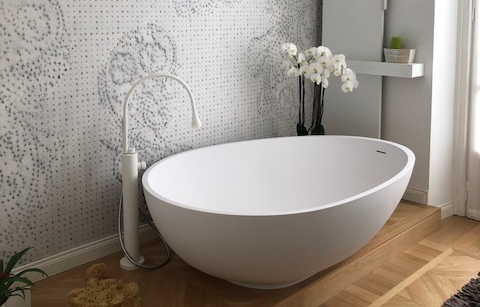 Arredo bagno,mobili bagno,mobili bagno sospesi e a terra - Sito6