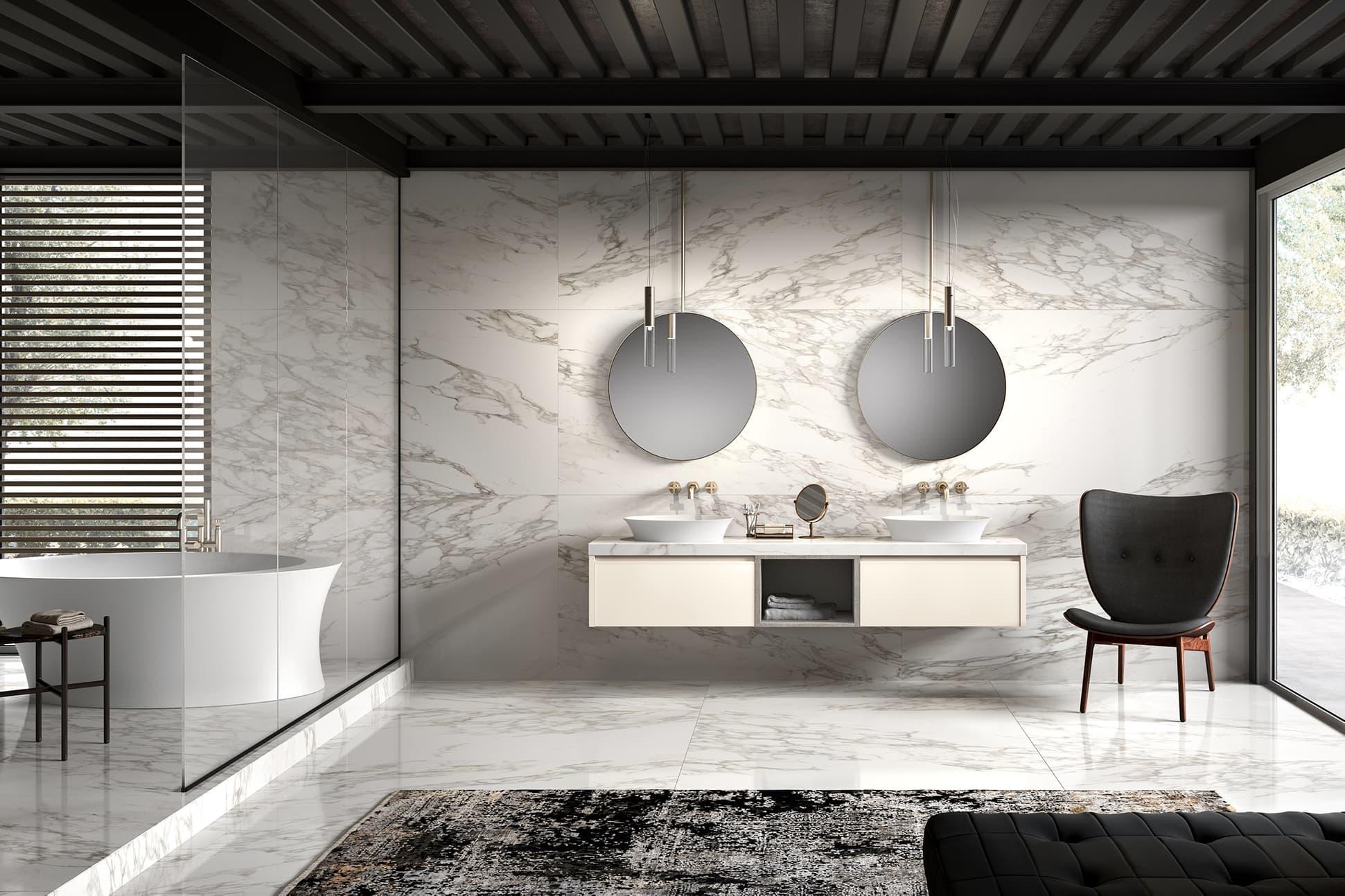Badmöbel,Badezimmerschrank,Badezimmermöbel - Tender LAK.1 3