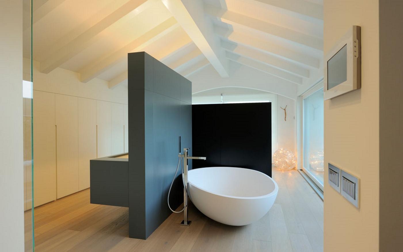 Arredo bagno,mobili bagno,mobili bagno sospesi e a terra - VILLA VAL DI FIEMME