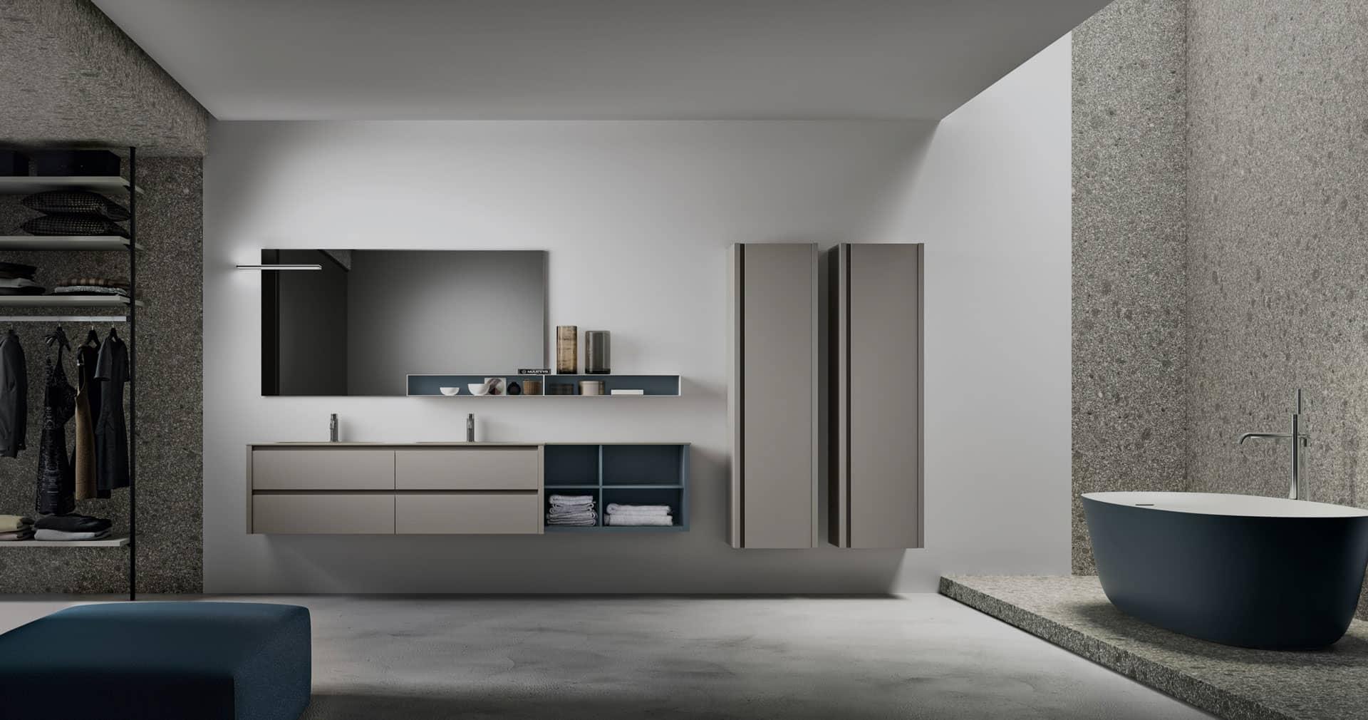 Bathroom furniture,bathroom cabinets - minimal1